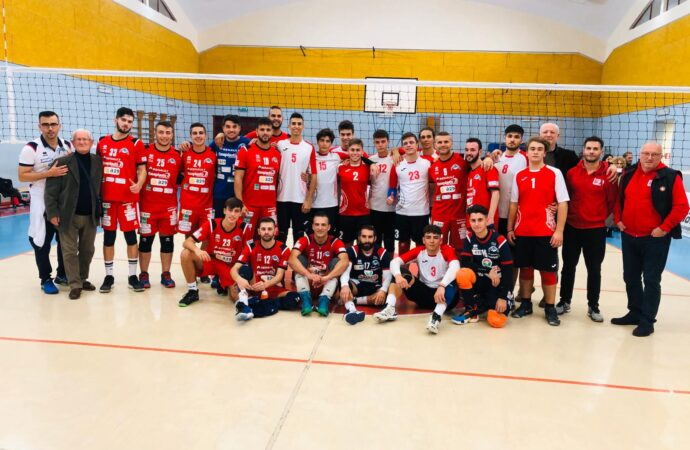 VIDEO – Volley, vittoria al tie break in rimonta per l'Essepiautoa29 Mazara