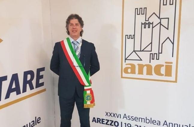 Campobello, il sindaco Castiglione alla 36esima assemblea dell'Anci