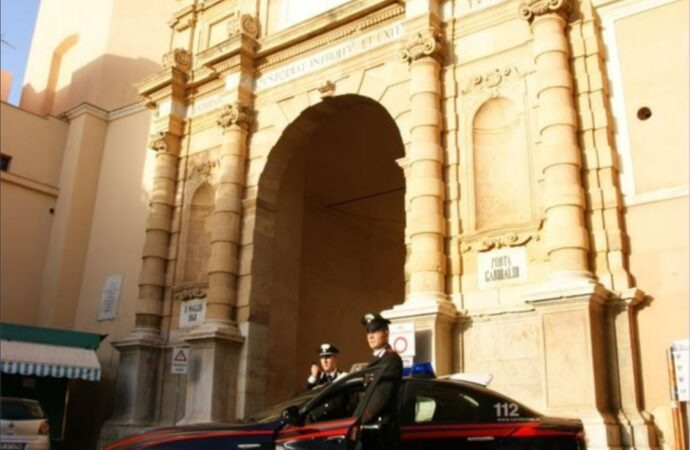 A Marsala i carabinieri arrestano un uomo per evasione