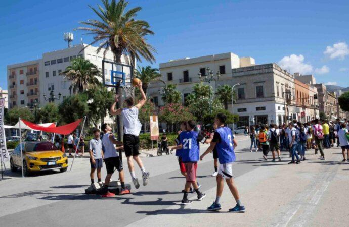 A Trapani la 13esima edizione del trofeo Panathlon di basket