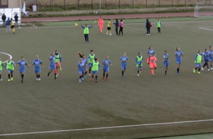 Calcio femminile, buona la prima del Marsala in coppa Italia