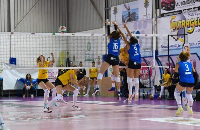 Volley, sconfitta casalinga per la Sigel Marsala
