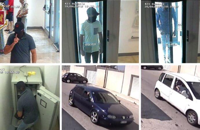 Rapina al Credem di Trapani, la polizia arresta tre persone
