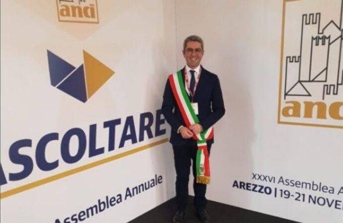 Venuti (Salemi) eletto nel consiglio regionale dell'Anci Sicilia