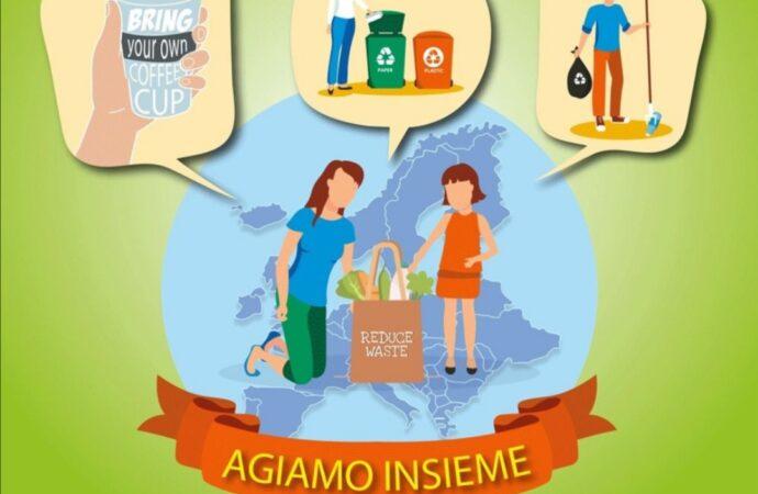 Settimana europea per la riduzione dei rifiuti, iniziativa questa mattina a Mazara