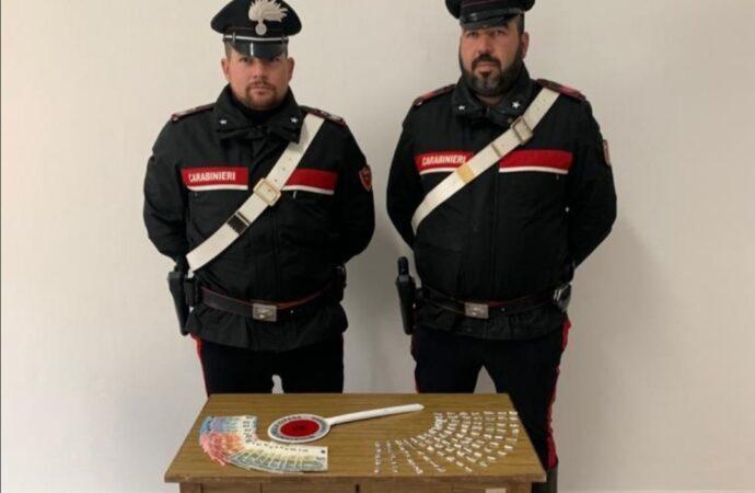 Controlli dei carabinieri ad Alcamo, arrestati due spacciatori
