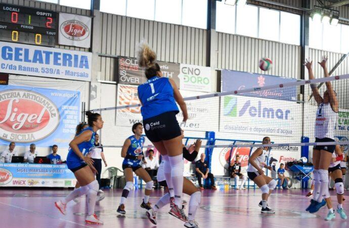 Volley, sconfitta esterna per la Sigel Marsala