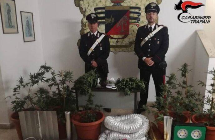 Sorpresi con 40 grammi di marijuana in auto, scattano due arresti a Petrosino