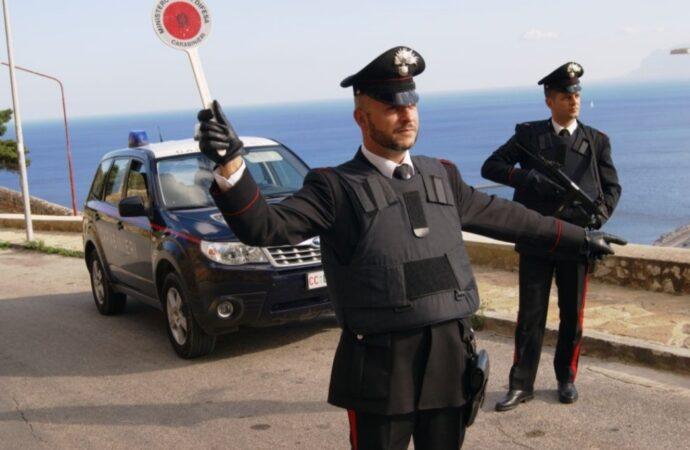 Stalker violento arrestato dai carabinieri