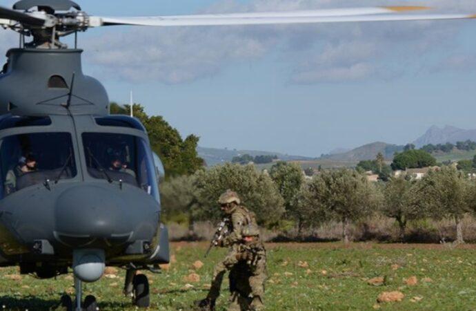 Si è conclusa a Trapani l'esercitazione dell'Aeronautica militare