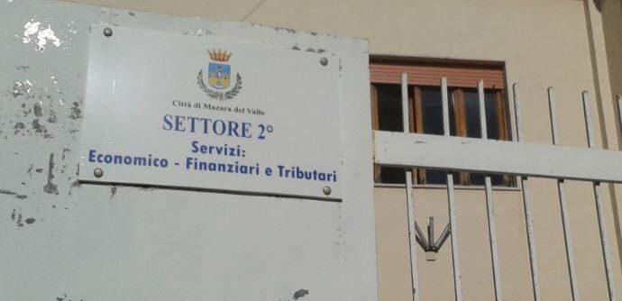 Al via la riorganizzazione degli uffici tributi del comune di Mazara