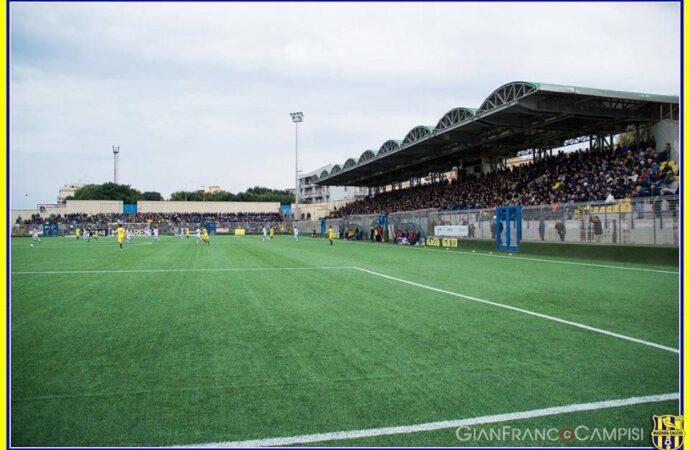 Calcio, per la partita Mazara-Akragas indetta la giornata gialloblù