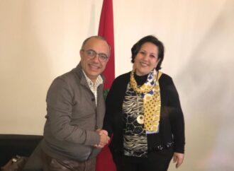 Il presidente del distretto della Pesca di Mazara ha incontrato il console generale del Marocco