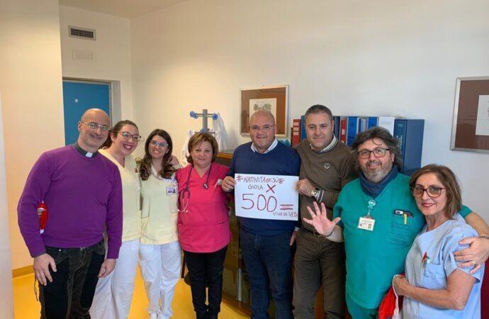 Raggiunte le 500 nascite all'ospedale di Mazara, la soddisfazione del presidente del consiglio comunale
