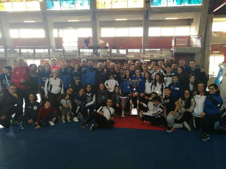 """Conclusa al palazzetto dello sport di Mazara la manifestazione """"Coppa Sicilia Taekwondo 2019"""""""