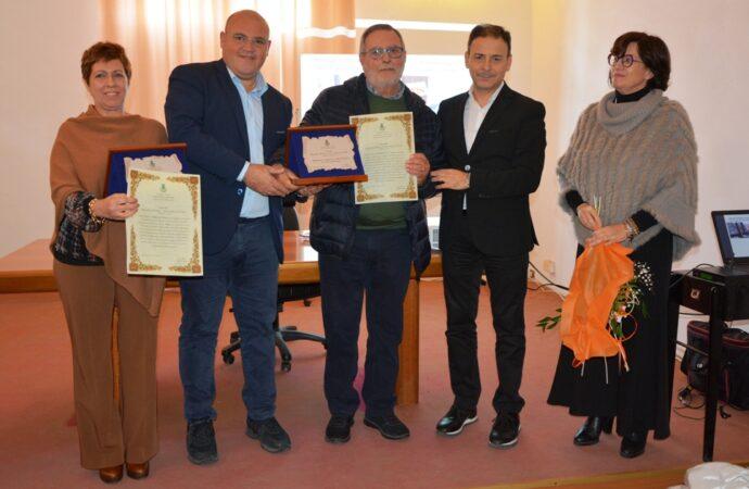 Mazara, premiati oggi i dipendenti comuali dell'anno Errera e Russo