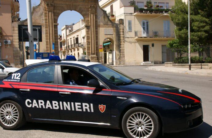 Un castelvetranese arrestato dai carabinieri con l'accusa di evasione dai domiciliari