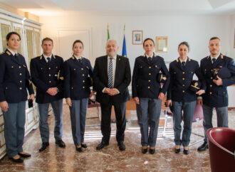 Arrivano alla questura di Trapani 6 nuovi vice-ispettori