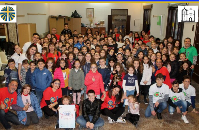 Festa dell'adesione per l'azione cattolica di Mazara