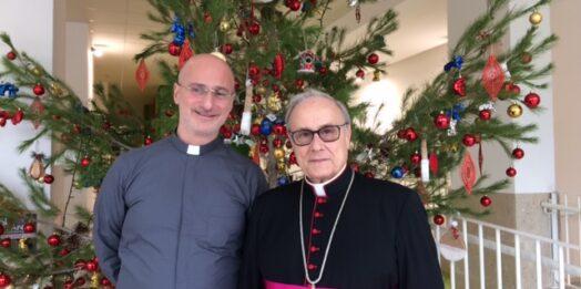 VIDEO – Intervista al vescovo Mogavero in visita ai pazienti dell'ospedale Abele Ajello di Mazara