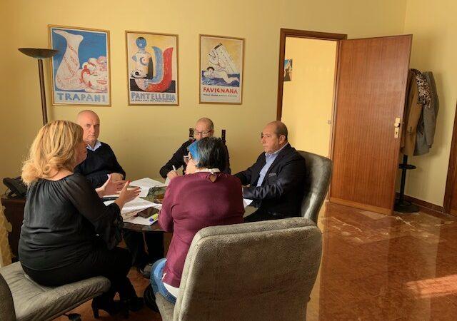 Incontro allo Iacp di Trapani con le organizzazioni sindacali delle pari opportunità