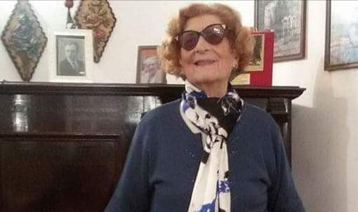 Mazara, è deceduta la maestra Sarina Impastato
