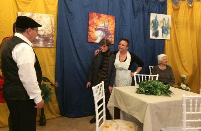 VIDEO – Mazara, alla cooperativa Il Sorriso una commedia dedicata agli ospiti