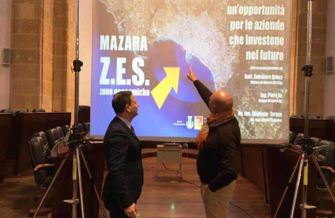 """Presentata oggi a Mazara durante un convegno la """"zona economica speciale"""""""