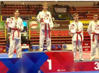 Taekwondo, medaglia d'argento per il mazarese Gancitano ai campionati italiani