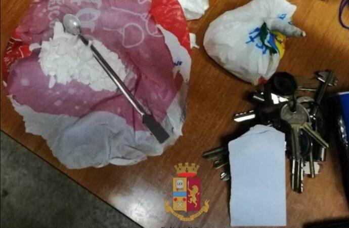 Corriere della droga arrestato dalla polizia ad Alcamo