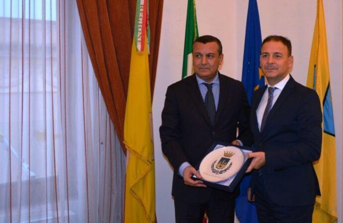 Mazara, il Console generale di Tunisia a Palermo in visita al comune