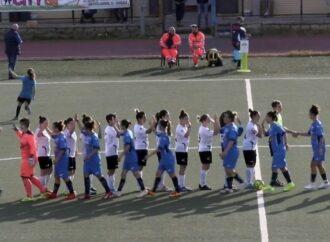 Calcio femminile, esordio vincente in campionato per il Marsala