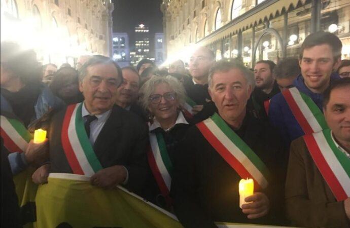 Trapani presente a Milano alla manifestazione contro il razzismo