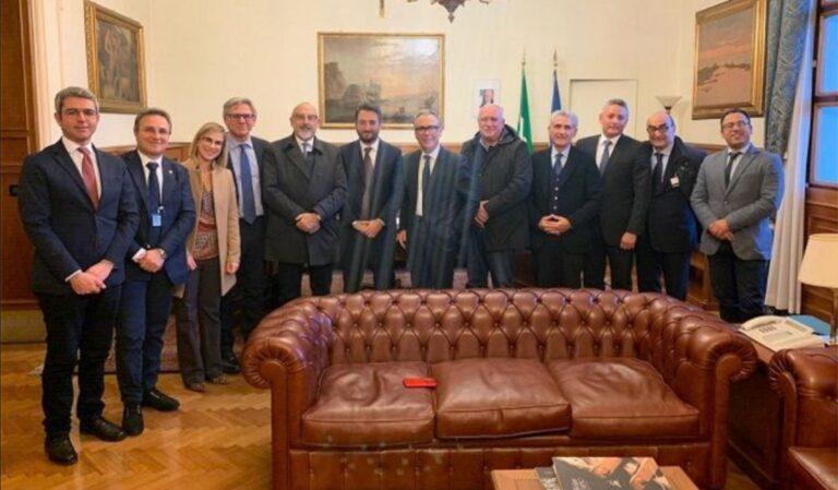 Ricostruzione Belice, i sindaci incontrano il viceministro Cancelleri