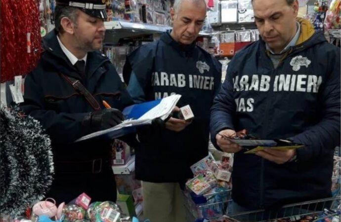 Operazione Capodanno sicuro a Mazara, sequestrati 800 articoli cinesi