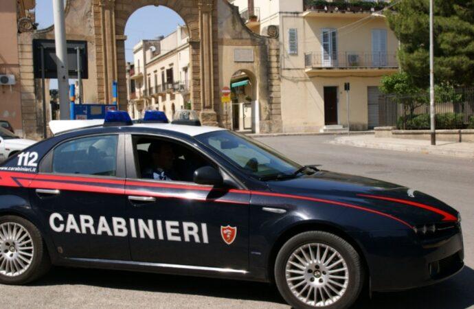 Due giovani a Castelvetrano arrestati dai carabinieri per resistenza e oltraggio a pubblico ufficiale