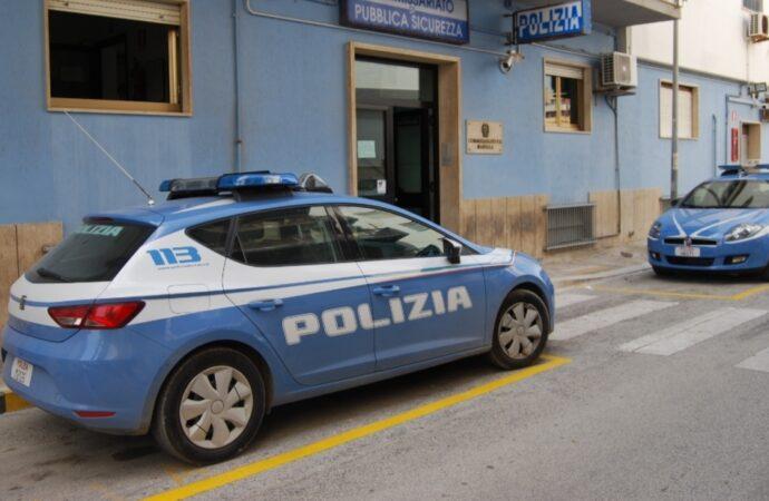 Rapinatrice condannata e arrestata dalla polizia a Marsala