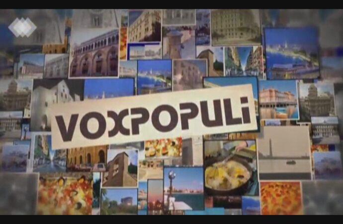 VIDEO – Vox populi 05 12 2019