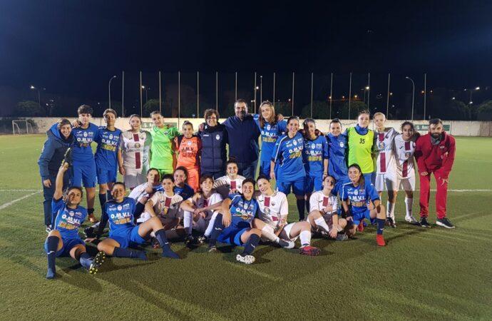 Il calcio femminile Marsala passa il turno in coppa Sicilia