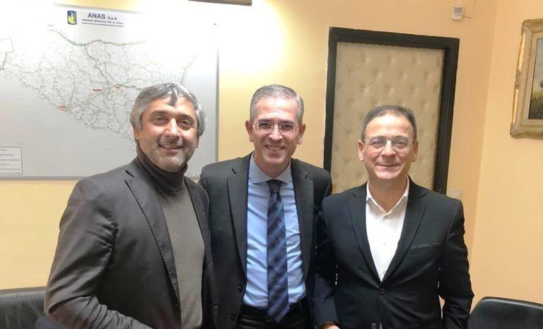 Lo sviluppo portuale di Mazara al centro di un incontro tra il sindaco Quinci e l'assessore regionale Falcone