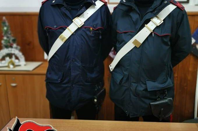 Un 29enne è stato arrestato dai carabinieri a Erice per spaccio di droga
