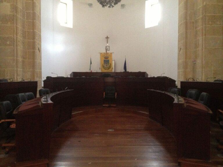Mazara, comunicato stampa dei gruppi dell'opposizione in consiglio comunale