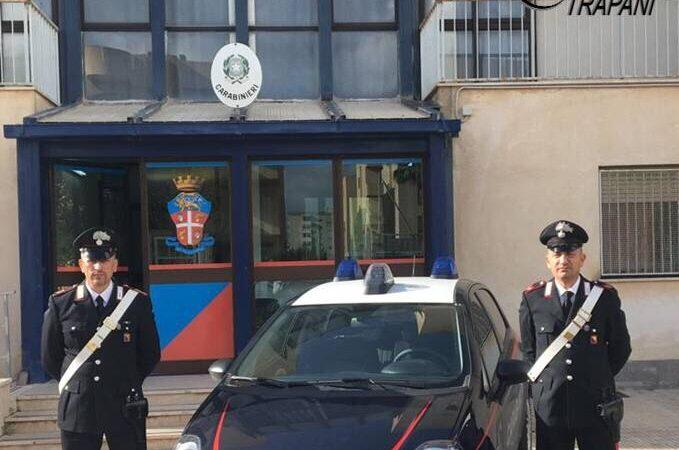 Quattro giovani denunciati dai carabinieri di Trapani