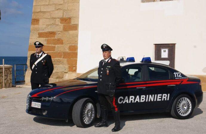 Controlli dei carabinieri della compagnia di Trapani, scattano sei denunce