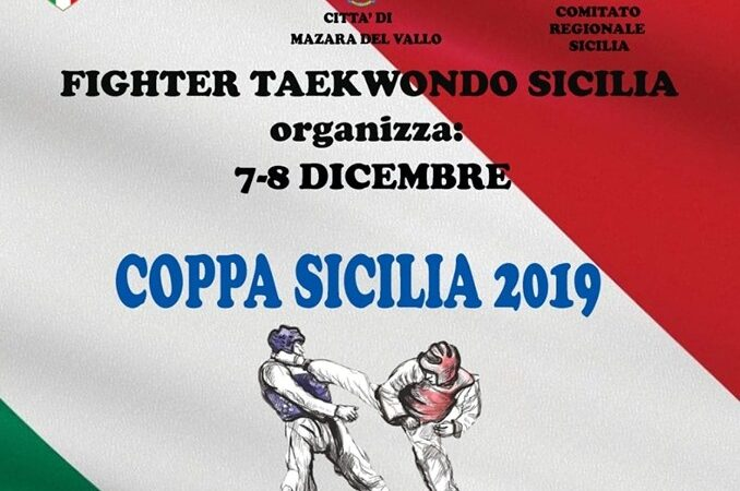 """Al via domani a Mazara la """"coppa Sicilia Taekwondo"""""""