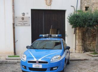 La polizia di Alcamo arresta una persona per trasporto e detenzione ai fini di spaccio di sostanze stupefacenti