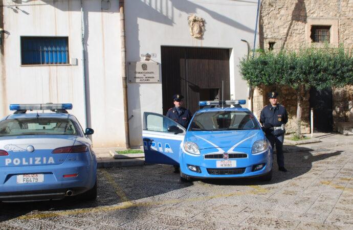 La polizia di Alcamo ha arrestato un palermitano sorpreso con documenti falsi