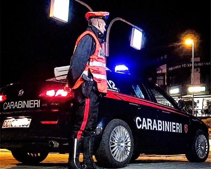 Controlli dei carabinieri di Petrosino, tre persone denunciate