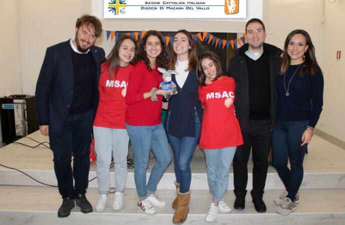 Mazara, congresso del movimento studenti dell'azione cattolica diocesana
