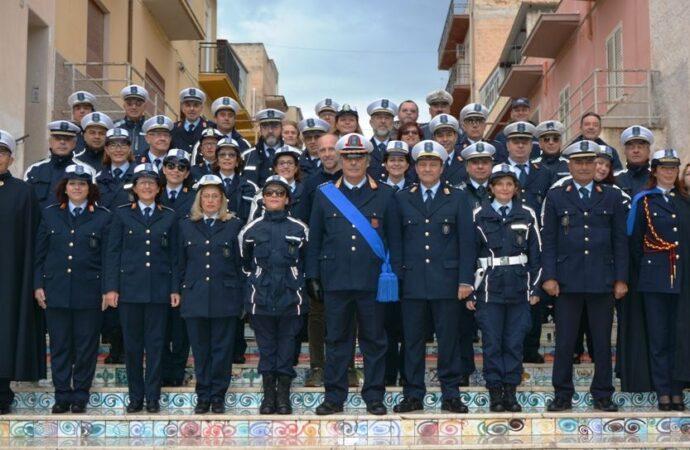 Mazara, lunedì si celebra la festa della Polizia municipale